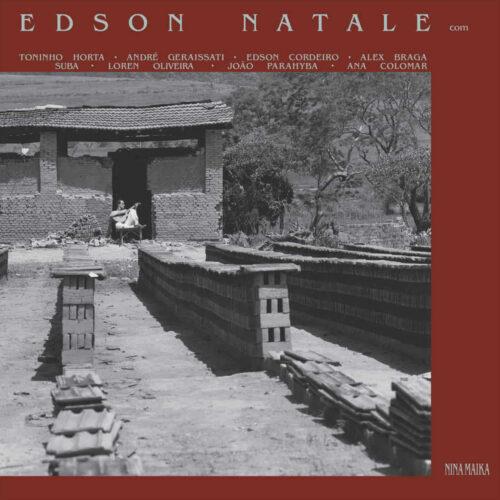 Edson Natale Nina Maika New Dawn LP, Reissue Vinyl