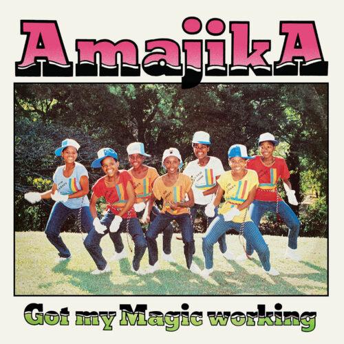"Amajika Got My Magic Working La Casa Tropical 12"", Reissue Vinyl"