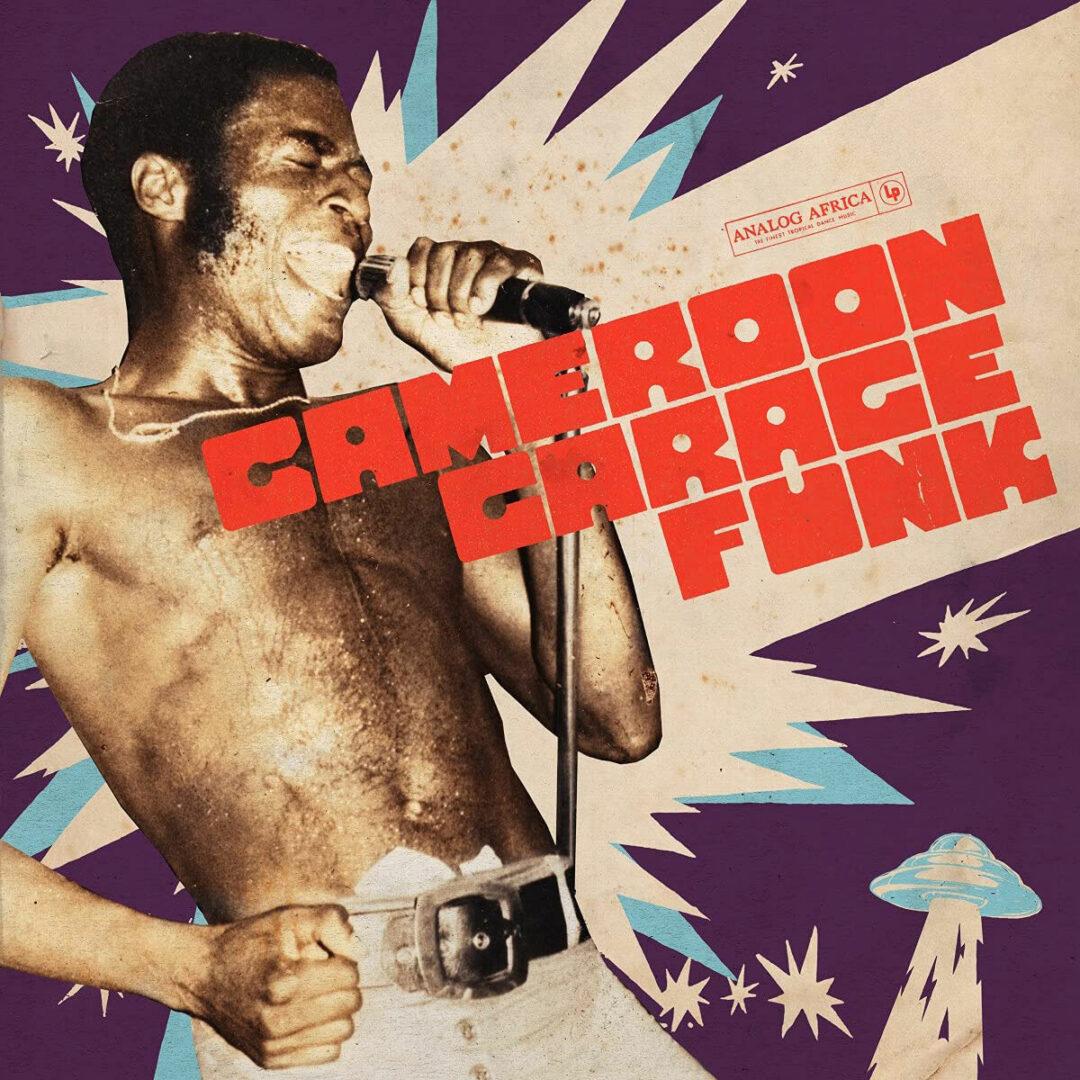 Various Cameroon Garage Funk 64-79 Analog Africa 2xLP, Compilation Vinyl