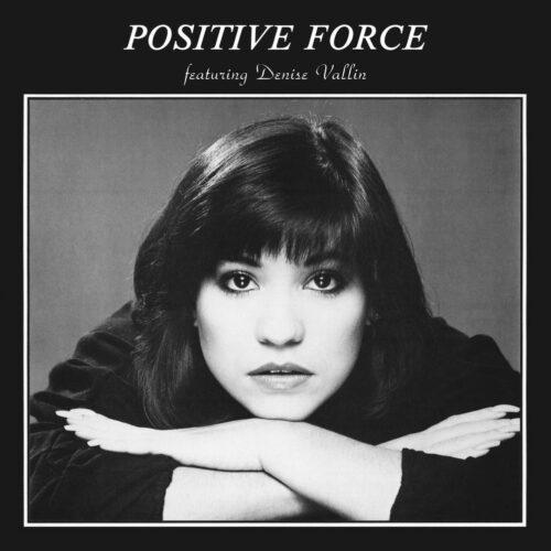 Positive Force feat. Denise Vallin P-Vine Records LP, Reissue Vinyl