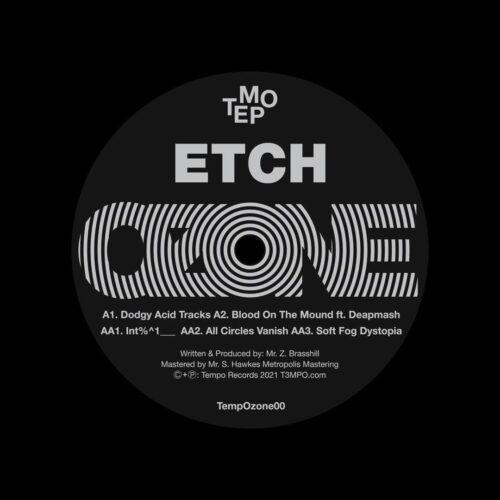 "Etch Dodgy Acid Trax Tempo Records 12"" Vinyl"