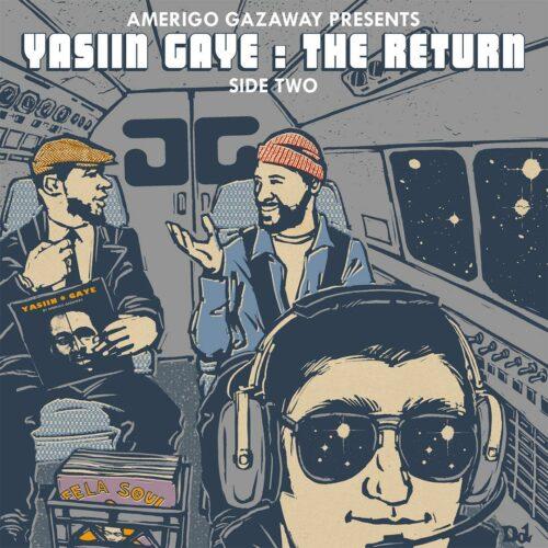 Amerigo Gazaway Yasiin Gaye: The Return Not On Label 2xLP Vinyl