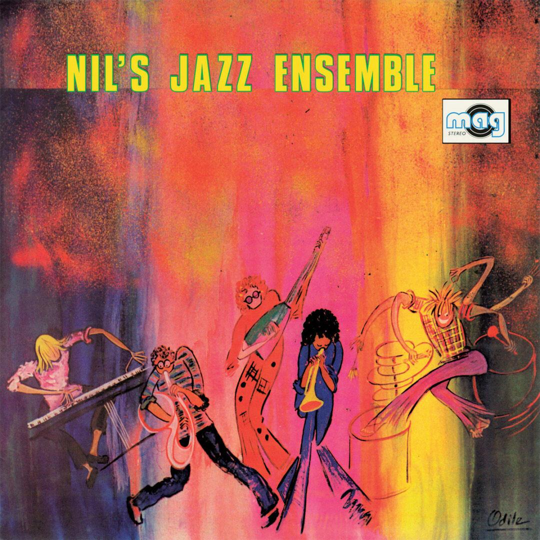Nil's Jazz Ensemble Nil's Jazz Ensemble Vampisoul LP, Reissue Vinyl