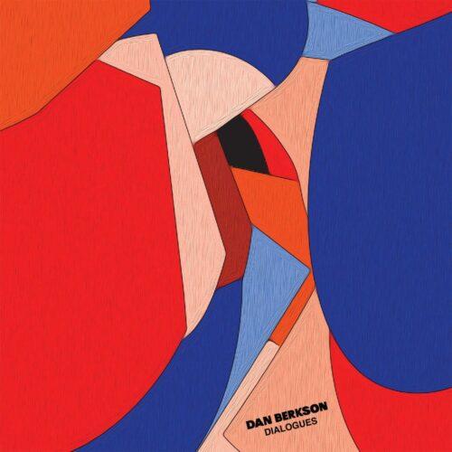 Dan Berkson Dialogues Freestyle Records LP Vinyl