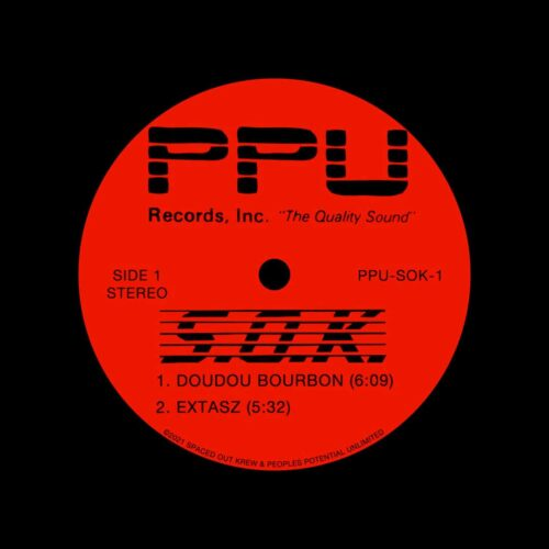 """Spaced Out Krew SOK Peoples Potential Unlimited 12"""" Vinyl"""