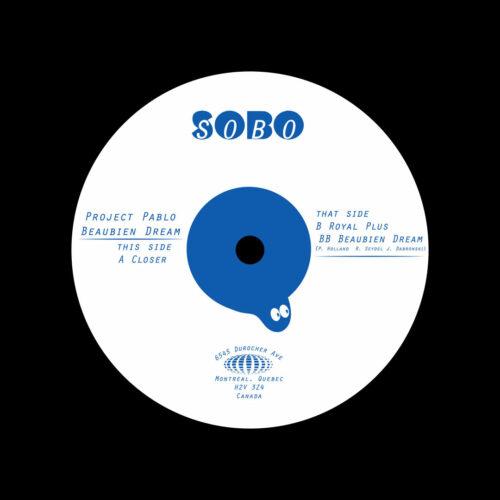 """Project Pablo Beaubien Dream Sounds Of Beaubien Ouest 12"""" Vinyl"""
