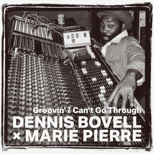 "Dennis Vobell, Marie Pierre Groovin / Can't Go Through P-Vine Records 7"", Reissue Vinyl"
