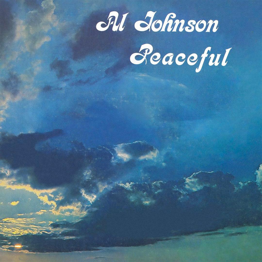 Al Johnson Peaceful P-Vine Records LP, Reissue Vinyl