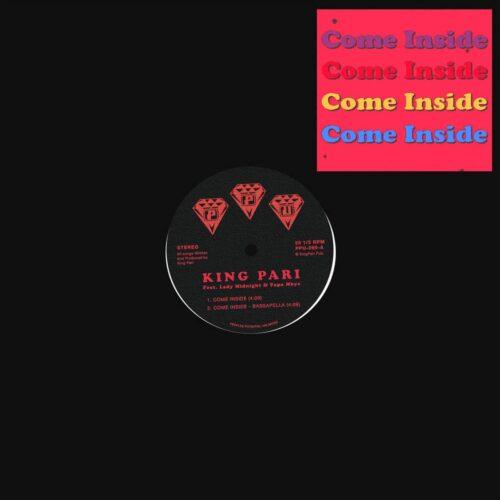 "King Pari Come Inside Peoples Potential Unlimited 12"" Vinyl"