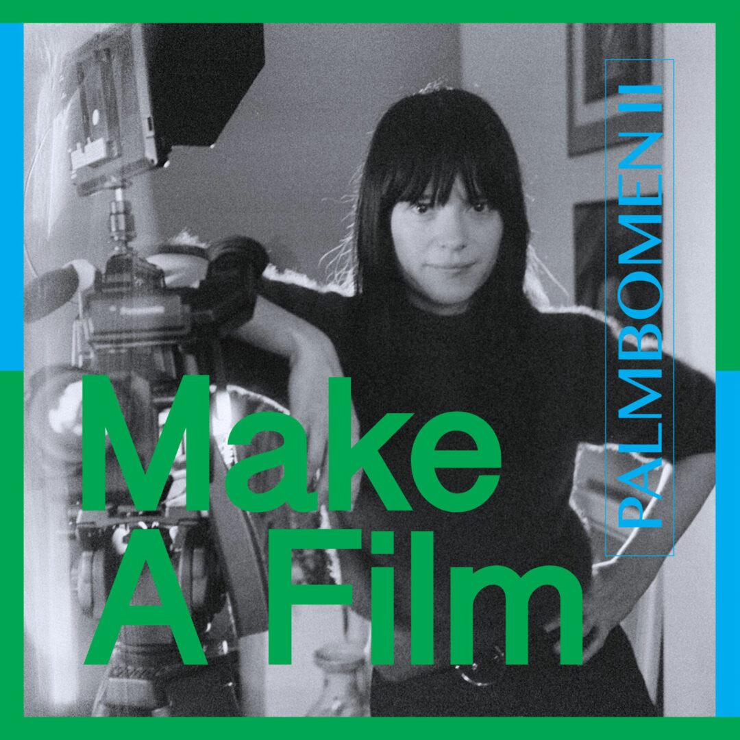 Palmbomen II Make A Film World Of Paint 2xLP Vinyl