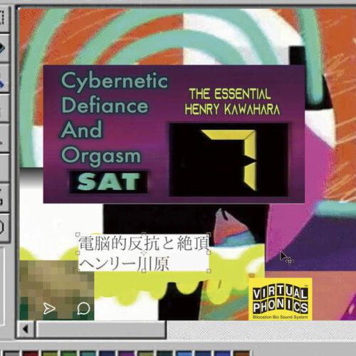Henry Kawahara Cybernetic Defiance And Orgasm EM Records 2xLP, Compilation, Reissue Vinyl