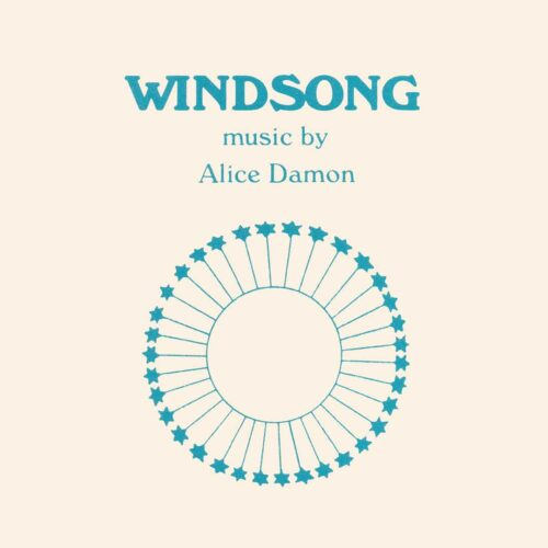 Alice Damon Windsong Morning Trip LP Vinyl