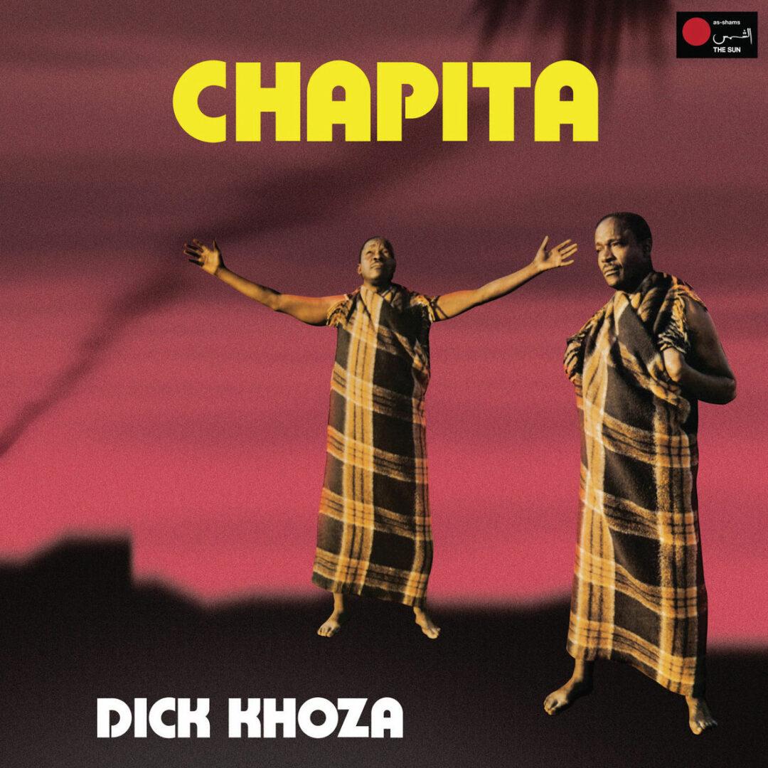Dick Khoza Chapita Tooth Factory LP, Reissue Vinyl