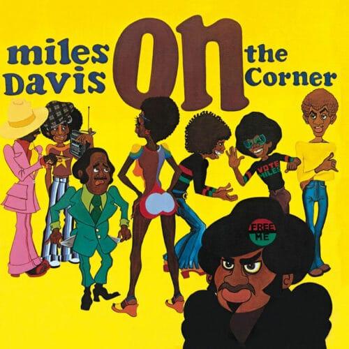 Miles Davis On The Corner Columbia 180g, LP, Reissue Vinyl