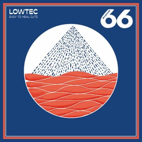 Lowtec Easy To Heal Cuts Avenue 66 LP Vinyl