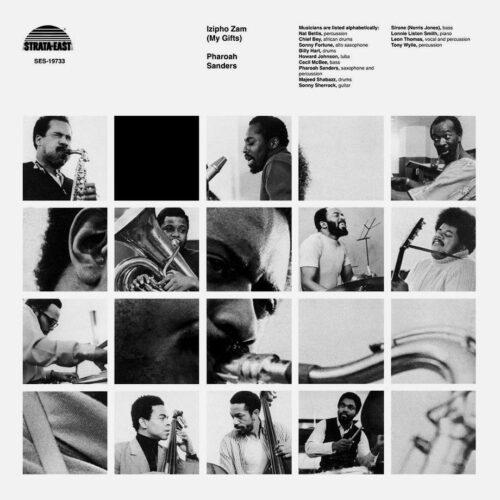 Pharoah Sanders Izipho Zam (My Gifts) Pure Pleasure LP, Reissue Vinyl