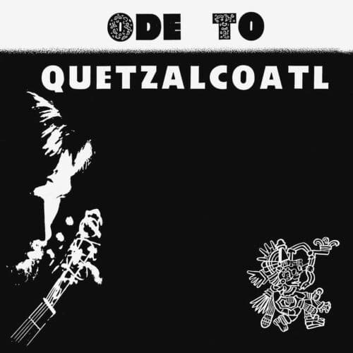 Dave Bixby Ode To Quetzalcoatl Guerssen LP, Reissue Vinyl
