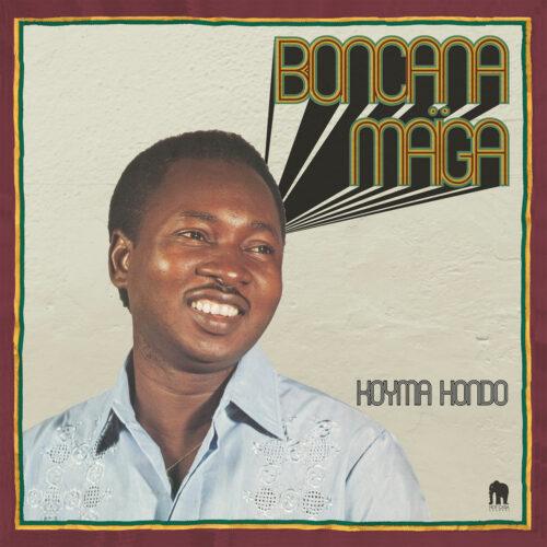 """Boncana Maiga Koyma Hondo Hot Casa Records 12"""" Vinyl"""