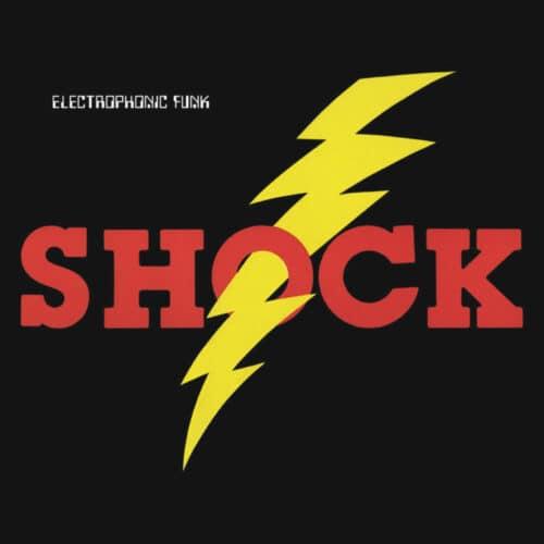 Shock Electrophonic Funk Tidal Waves Music LP, Reissue, Reisuse Vinyl