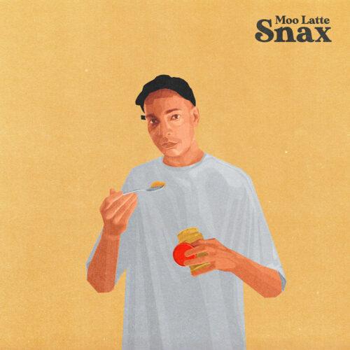 Moo Latte Snax U Know Me Records LP Vinyl