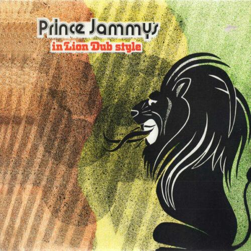Prince Jammy In Lion Dub Style VP Records LP, Reissue Vinyl