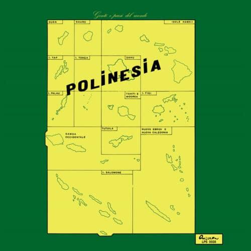 PIero Umiliani Polinesia Dialogo LP, Reissue Vinyl