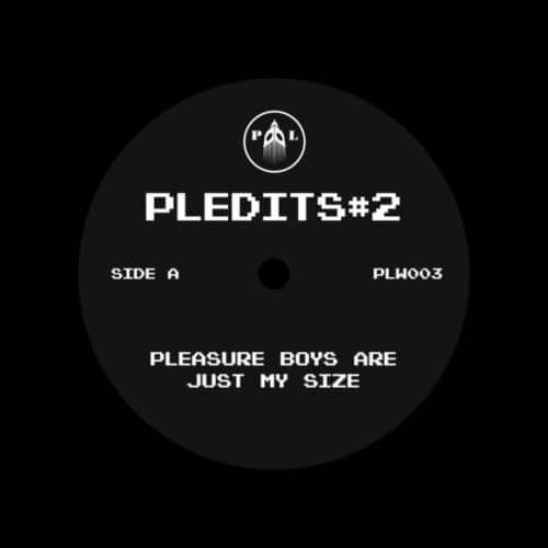 "Paranoid London Pledits #2 Paranoid London 12"" Vinyl"