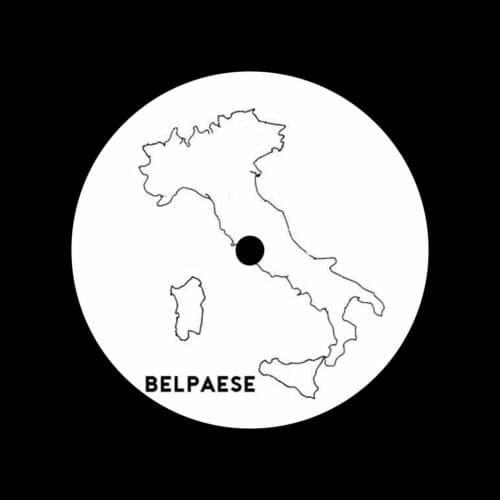 """Unknown Belpaese 001 Belpaese 12"""" Vinyl"""