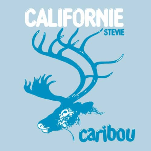 "Caribou Californie / Stevie Trad Vibe 7"", Reissue Vinyl"