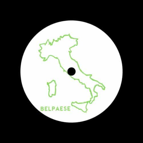 """Unknown Belpaese 004 Belpaese 12"""" Vinyl"""