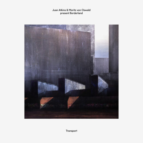 Juan Atkins, Moritz von Oswald Transport Tresor 2xLP Vinyl