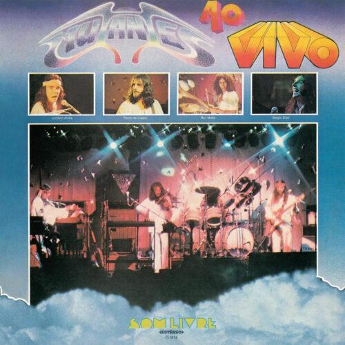 Os Mutantes Ao Vivo Vinilisssimo LP, Reissue Vinyl