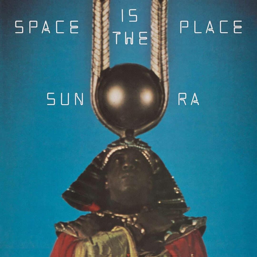 Sun Ra Space Is The Place Jackpot Records LP, Reissue Vinyl