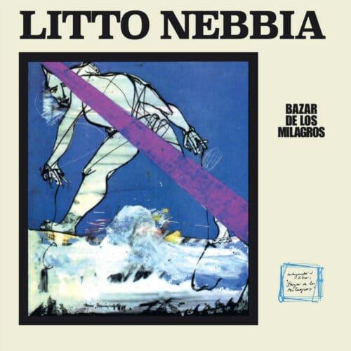 Litto Nebbia Bazar De Los Milagros Vampisoul LP, Reissue Vinyl