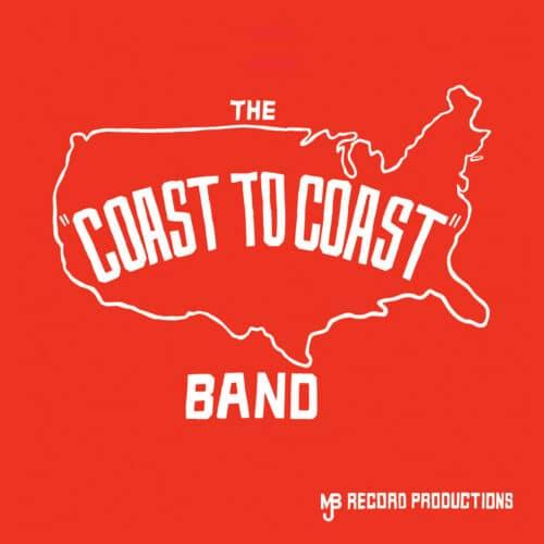 Coast To Coast The Coast To Coast Band Athens Of The North LP, Reissue Vinyl