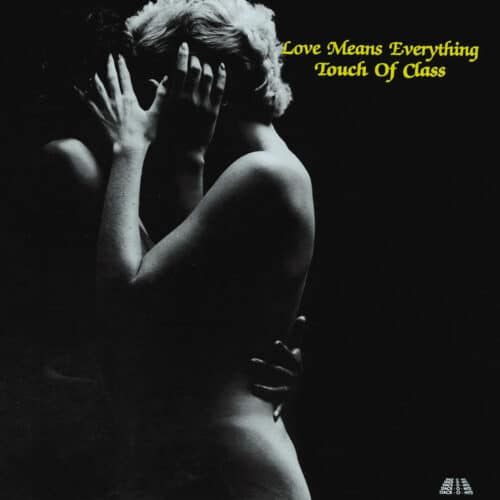 Touch Of Class Love Means Everything P-Vine Records LP, Reissue Vinyl
