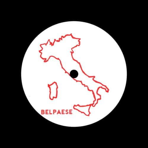 """Unknown Belpaese 002 Belpaese 12"""" Vinyl"""