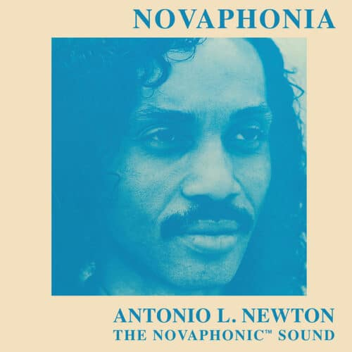 Antonio L. Newton Novaphonia Tidal Waves Music LP, Reissue Vinyl
