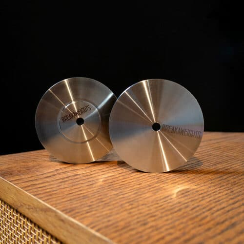 Breakaweight Turntable Stablizer Breakaway Records Accessories Vinyl