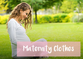 Great quality Maternity Clothes from the best brands!