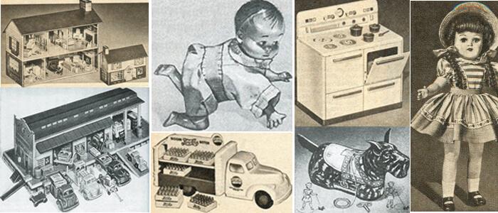 1951 Toys