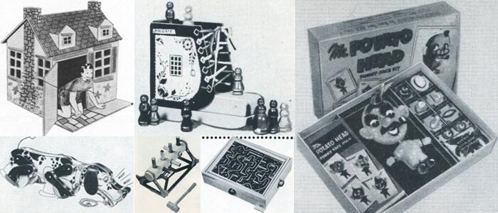 1952 Toys