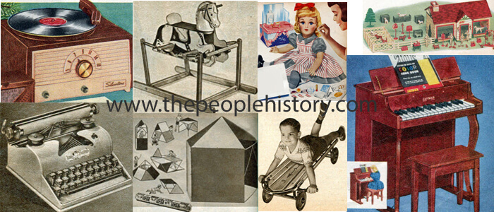 Toys From 1953 : What happened in including pop culture significant