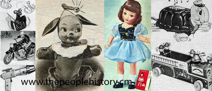 1954 Toys