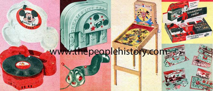 1956 Toys