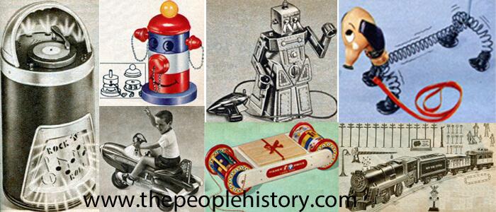 1957 Toys