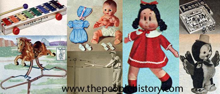 1958 Toys
