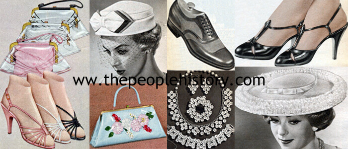 Fashion Accessory Examples From 1959