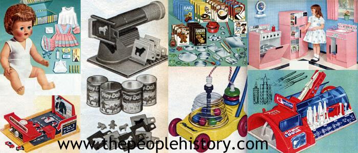 1959 Toys