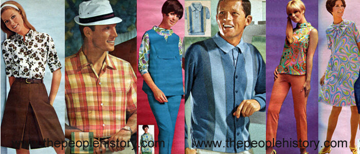 Fashion trends in 1968 21